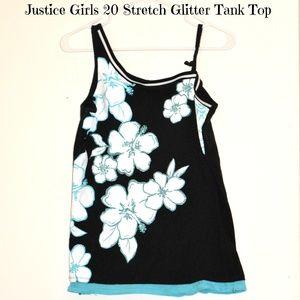 Girls Justice XXL 20 Tank Top
